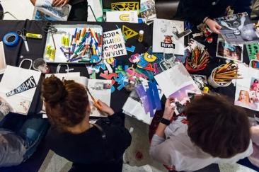 Teen Night Out - Art Making