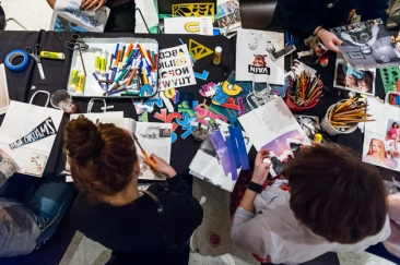 Teen Night Out - Art Making